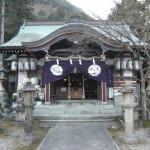 若山神社本殿が国登録有形文化財(建造物)に
