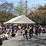 第52回 桜バザー開催 2015年 4月11日(土)、12日(日) 大阪水上隣保館