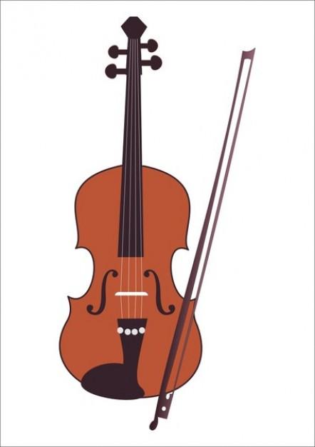 violin-vector_624018