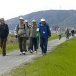 「三川合流の水辺を歩く」 2016年3月26日(土)に開催
