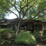 「聴竹居」の「茶室」保存修理着工前の見学会とシンポジウム  2019年10月19日(土)に