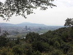 天王山ハイキングコース