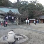 若山神社を参拝する