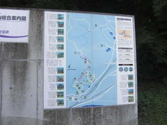 天王山マップ