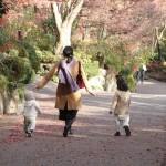 アサヒビール大山崎山荘美術館訪問 その3 山荘の庭園