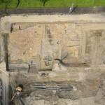 9月23日(祝) 「西浦門前遺跡(にしうらもんぜんいせき)」説明会と速報展 再建後の水無瀬離宮の遺構か?
